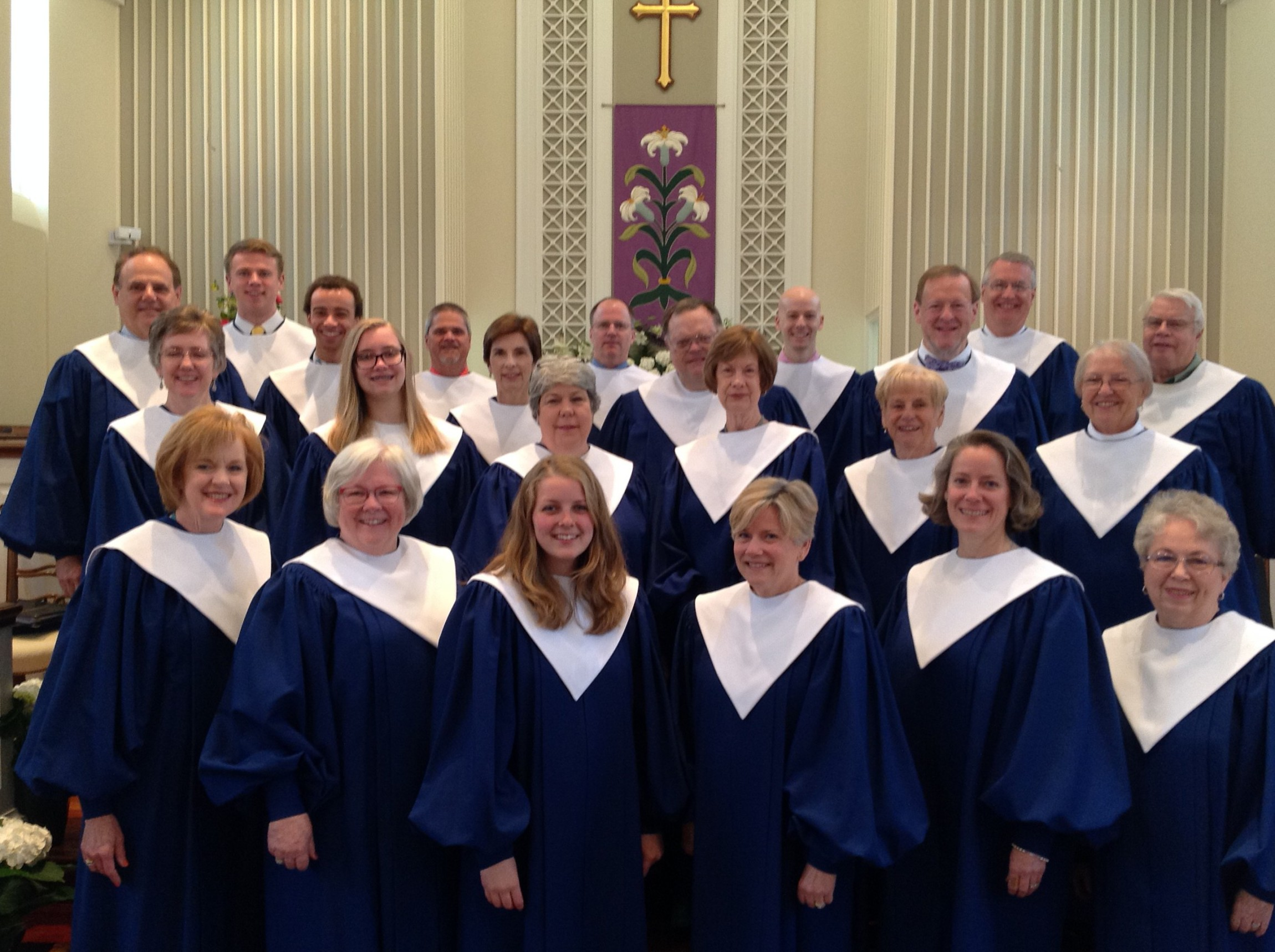 Choir Easter 2015