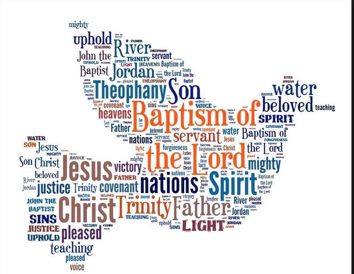 baptism of the lord 1