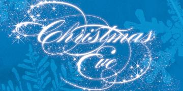 Christmas Eve Blue