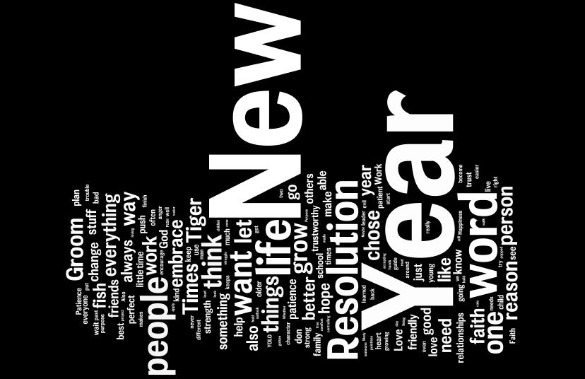 New-Year-resolution-wordle